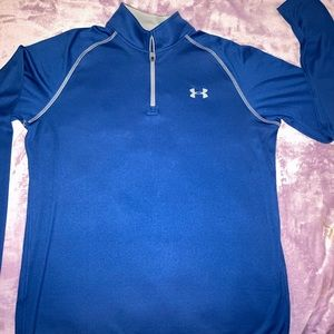 NWT Under Armour 1/4 Zip L/S Pullover